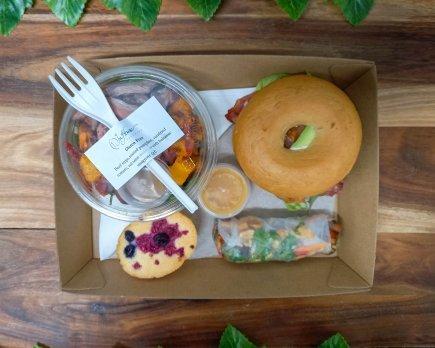 Lunch Tray - Option 6 - Gluten Free & Dairy Free