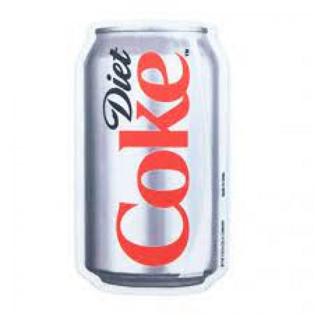 Soft Drink Can - 330ml - Diet Coke